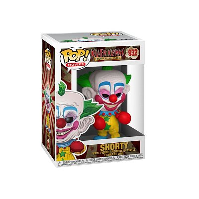 Space Invaders Killer Klowns from Outer Space POP! Movies Vinyl Figur Shorty 9 cm