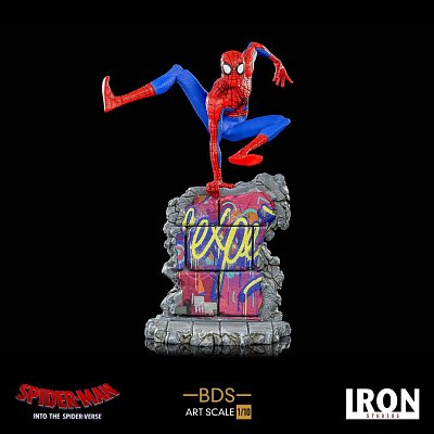 Spider-Man: A New Universe BDS Art Scale Deluxe Statue 1/10 Peter B. Parker 21 cm