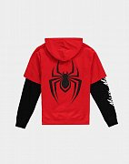 Spider-Man Kapuzenpullover Be Greater Be Yourself