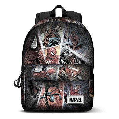 Spider-Man Rucksack Collage