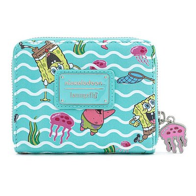 SpongeBob Schwammkopf by Loungefly Geldbeutel Jelly Fishing