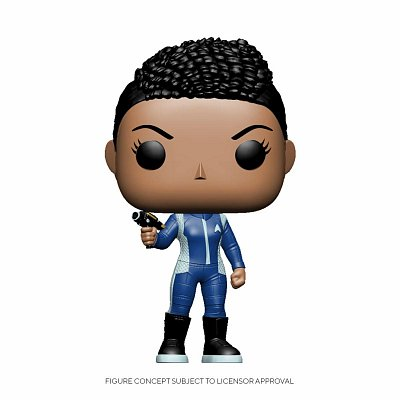 Star Trek: Discovery POP! TV Vinyl Figur Michael Burnham 9 cm