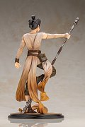 Star Wars Episode VII  ARTFX Statue 1/7 Rey Descendant of Light 27 cm