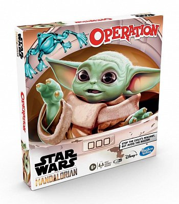 Star Wars The Mandalorian Action-Spiel Operation *Englische Version*