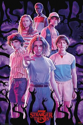 Stranger Things 3 Poster Set Group 61 x 91 cm (5)