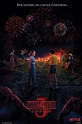 Stranger Things 3 Poster Set Series 3 Key Art 61 x 91 cm (5)