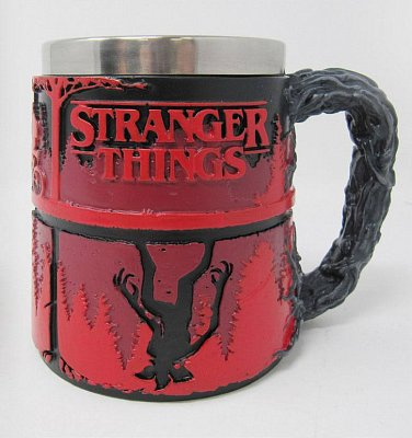 Stranger Things Tasse Upside Down