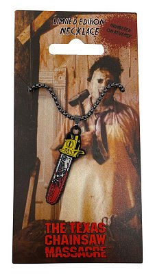 Texas Chainsaw Massacre Halskette Leatherface Limited Edition