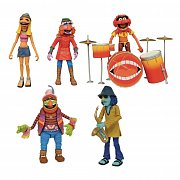 The Muppets Actionfiguren Box Set Band Members SDCC 2020 Exclusive --- BESCHAEDIGTE VERPACKUNG