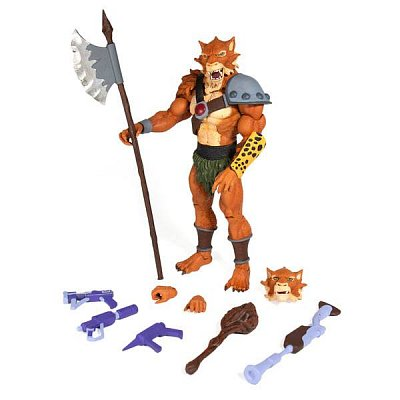 Thundercats Ultimates Actionfigur Wave 1 Jackalman 18 cm