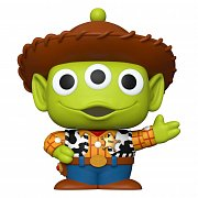Toy Story Super Sized POP! Disney Vinyl Figur Alien as Woody 25 cm --- BESCHAEDIGTE VERPACKUNG