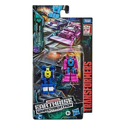 Transformers Generations War for Cybertron: Earthrise Actionfiguren Micromasters 2020 W2 Sort. (8)
