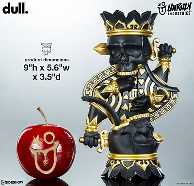 Unruly Designer Series Vinyl Statue King Charles (dull.) 23 cm